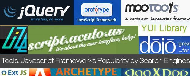framworks javascript