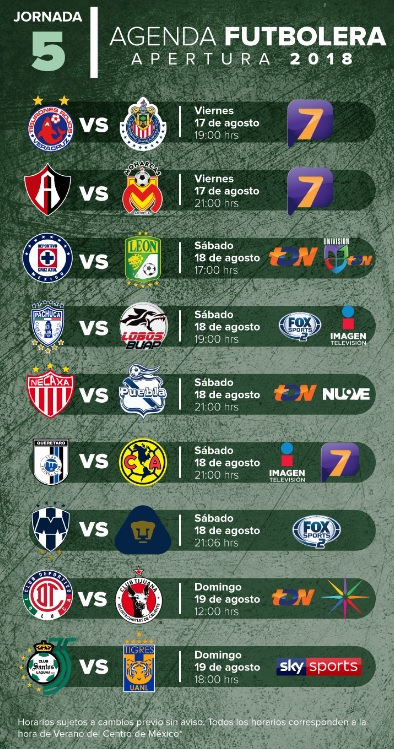 agenda-futbolera-de-la-liga