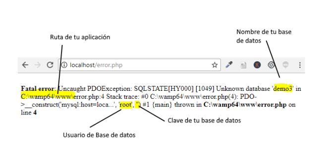 Seguridad en archivo php.ini ocultar errores