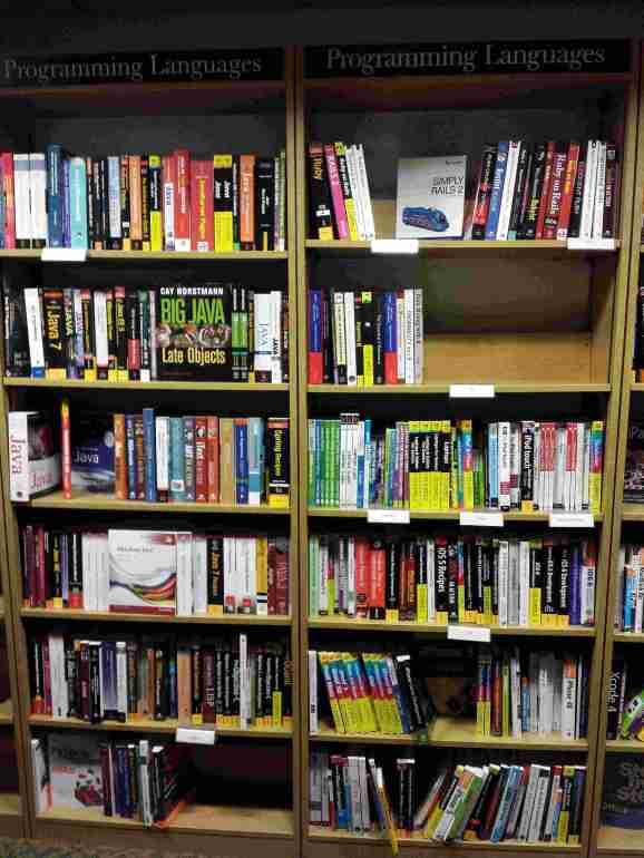 Programming language books