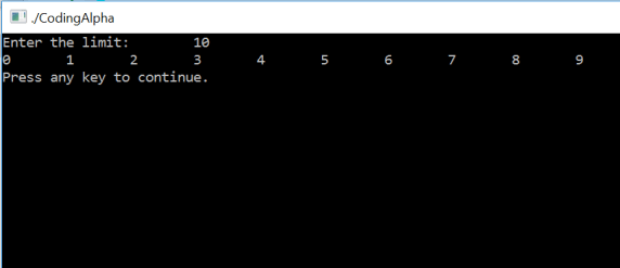 Difference Between While and Do While Loop in C Programming in Tabular Format with Example, Comparison and Output