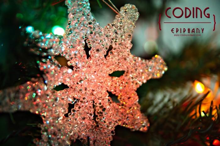 Happy Holidays from Codingepiphany.com