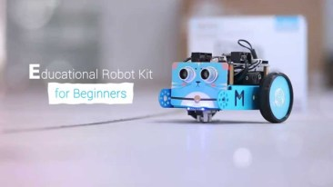 mBot - the educational robot for beginners