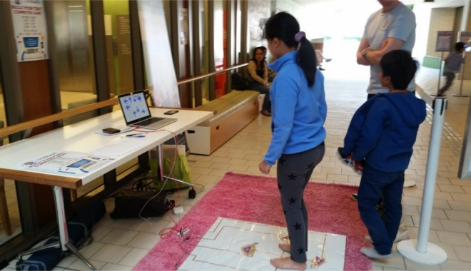 Coding kids_Info Booth