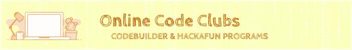 Online Code Clubs