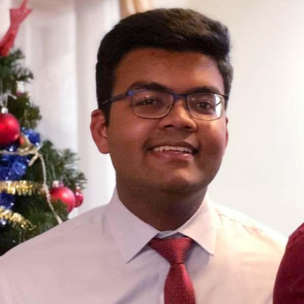 Our Coding Kids tutor, Kumar!