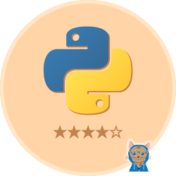 Python HALF-SIZE