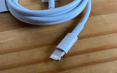 Apple no cede: el puerto Lightning se queda hasta que llegue el iPhone sin cables