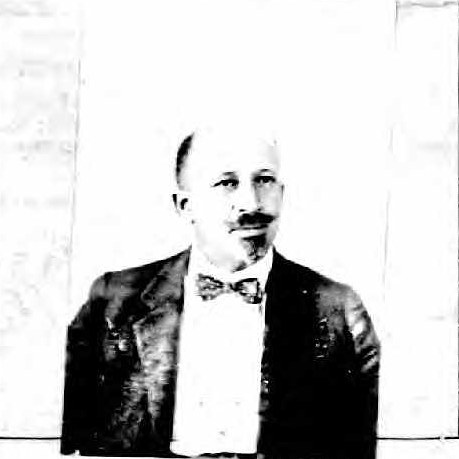 W.E.B. Du Bois, Passport, 1921