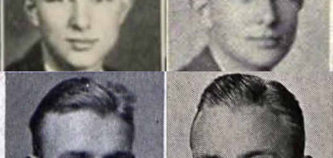 Happy Birthday Robert Motherwell Stanford Philosophy, 1932-36 Freshman, Sophomore Junior, Senior
