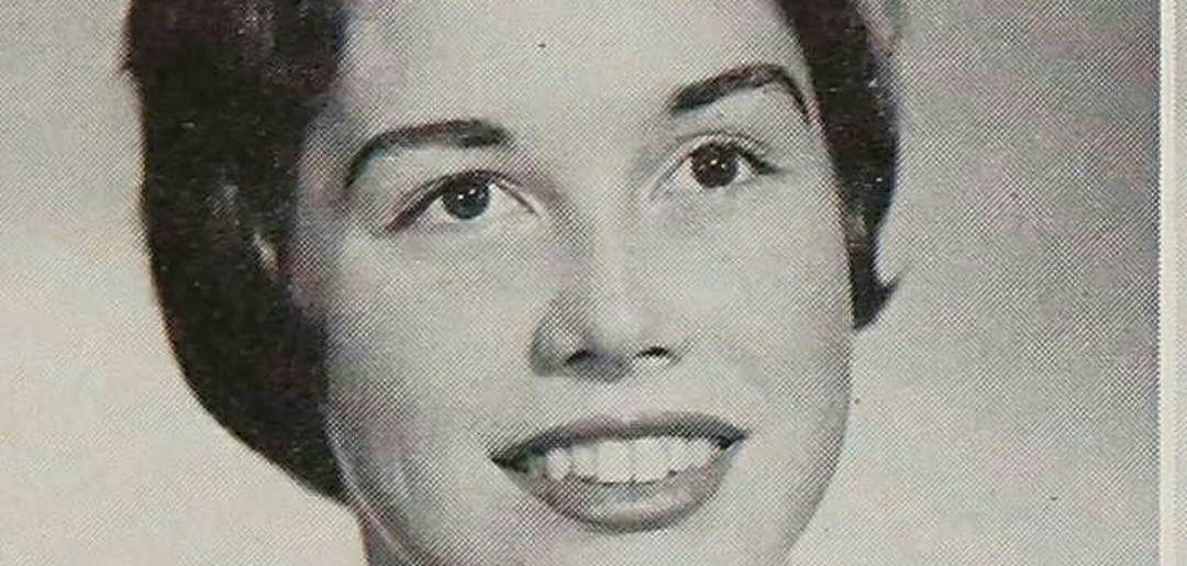 Mary Tyler Moore, Immaculate Heart High School (Los Angeles), 1955
