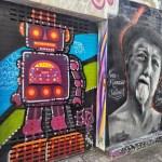 Clarion Alley in San Francisco