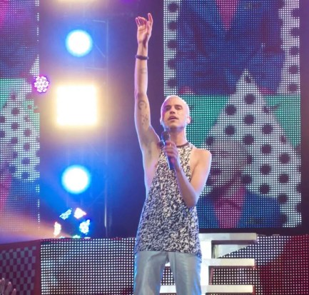 Neon Trees in Concert in San Diego