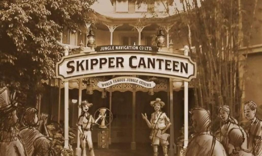 A New Restaurant Headed to the Magic Kingdom