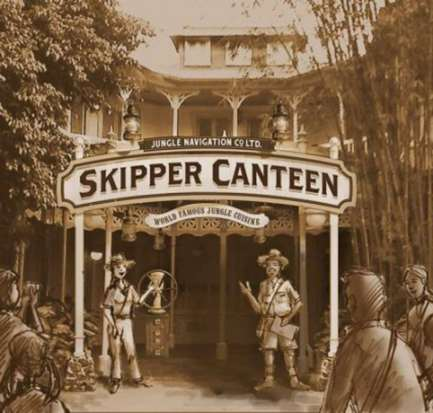 A New Restaurant Headed to the Magic Kingdom