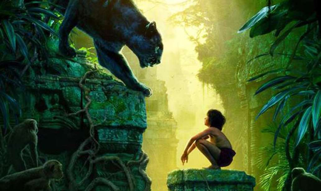 The Jungle Book Trailer is FINALLY Here