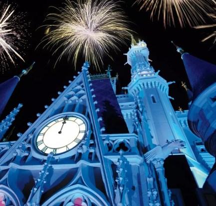 New Years Eve Walt Disney World