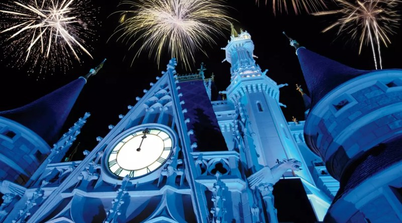 New Years Eve Walt Disney World