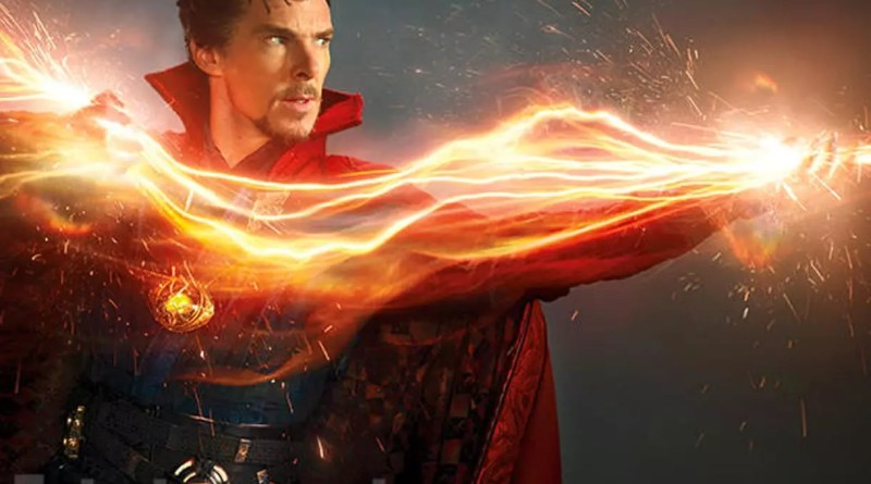 First Look at Benedict Cumberbatch in Marvel's Dr. Strange