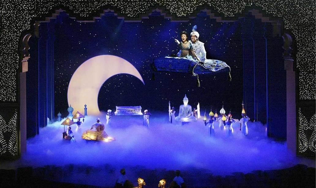 Saying Farewell to Aladdin