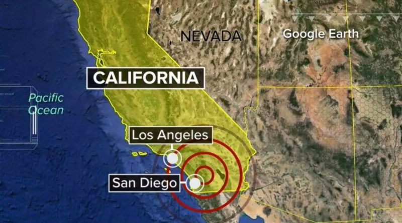 San-Diego-earthquake
