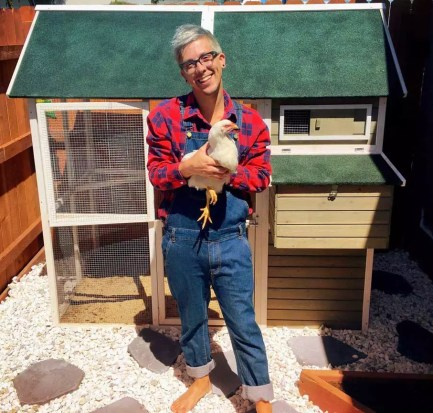 Urban Chicken Farmer