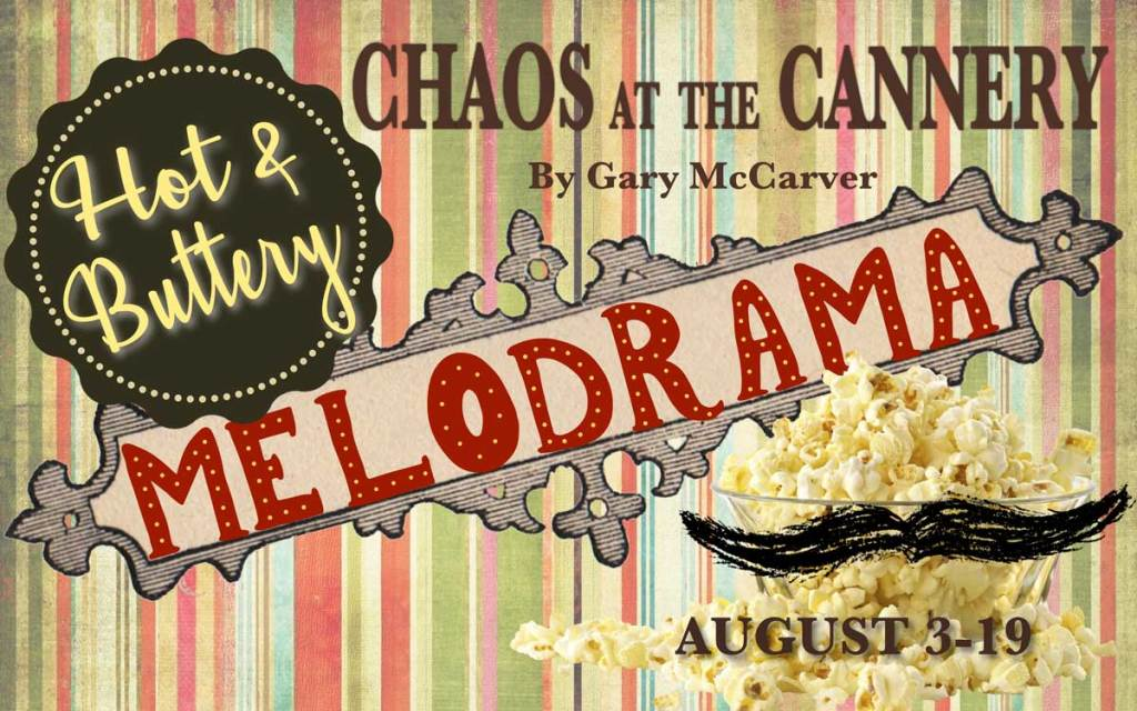 Be Theatre presents Chaos at the Cannery