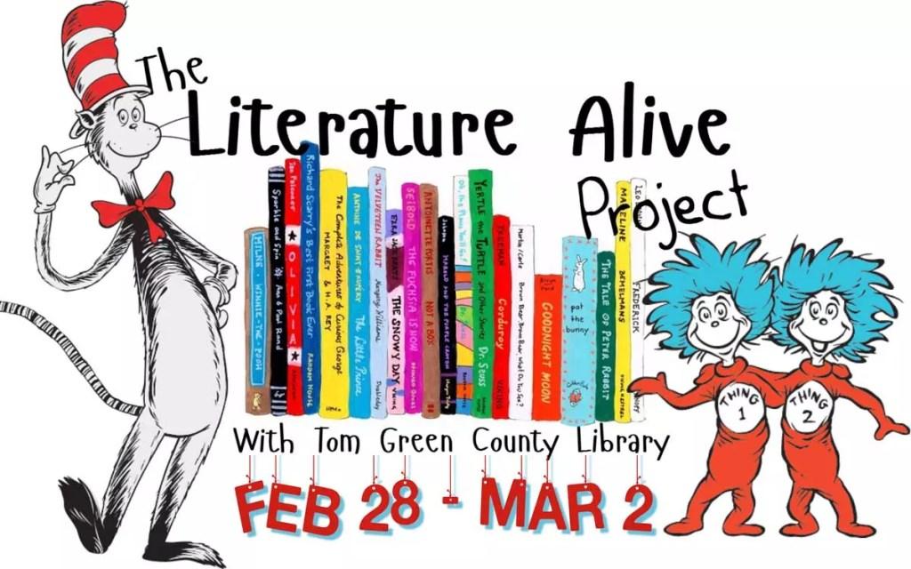 Be Theatre Presents The Literature Alive Project
