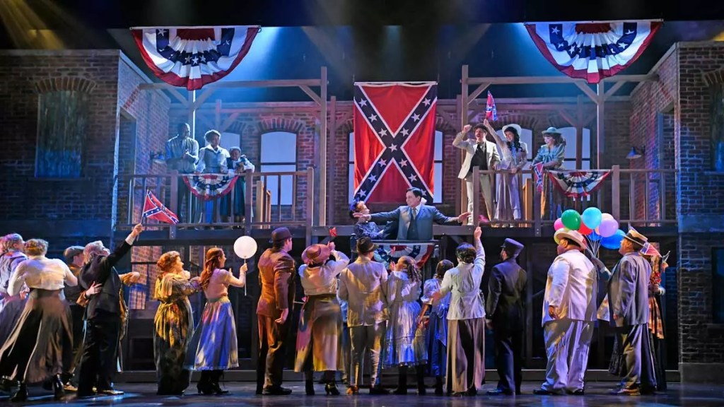 The ensemble cast in the 3D Theatricals production of