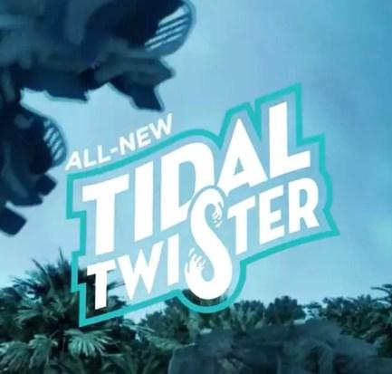 SeaWorld Tidal Twister