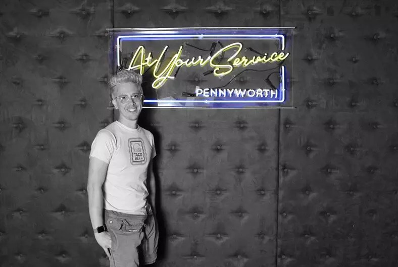 The Pennyworth Experience at Comic-Con