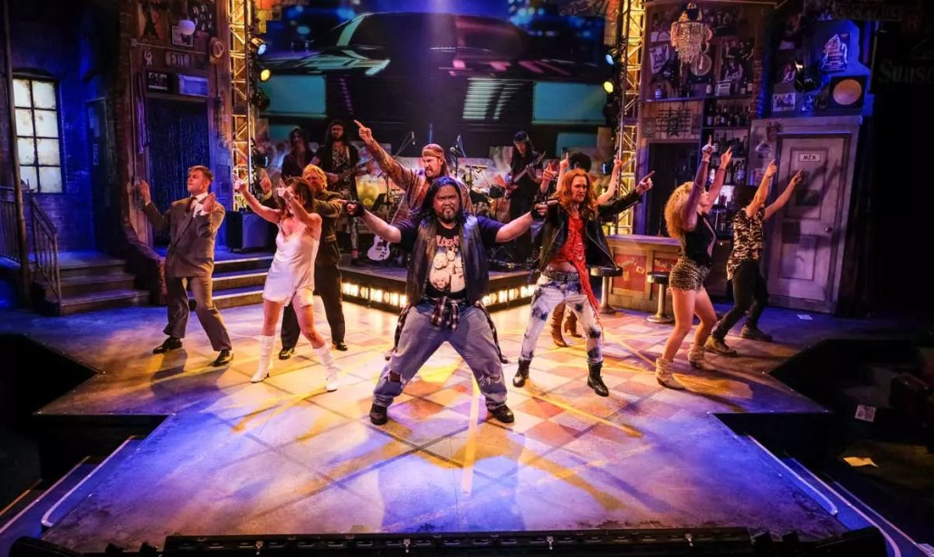 Rock of Ages Cygnet theatre