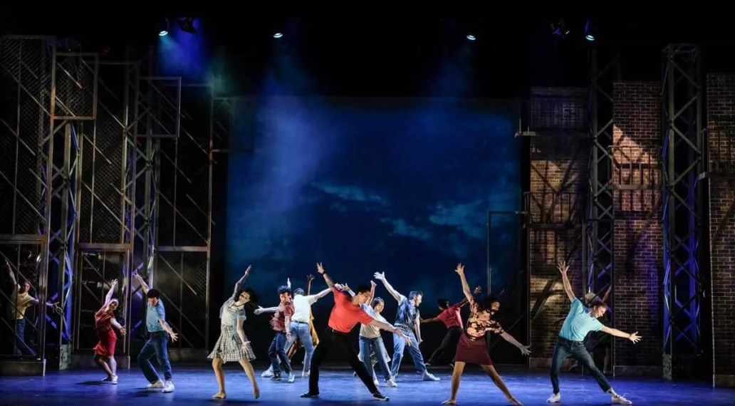 Moonlight West Side Story Cody Rodriguez Review Photo by Ken Jacques.