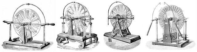 Máquinas de Wimshurst