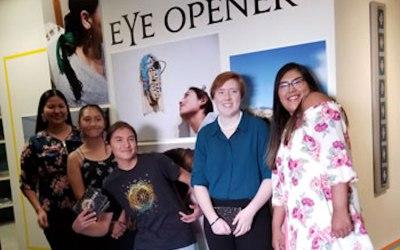 2018 Hands-On Curatorial Program