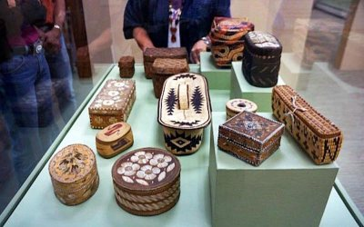 2014 Woven Relations: Baskets from the Ralph T. Coe Center Collection