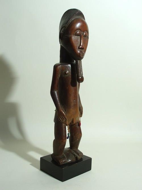 Baule figure from West Africa