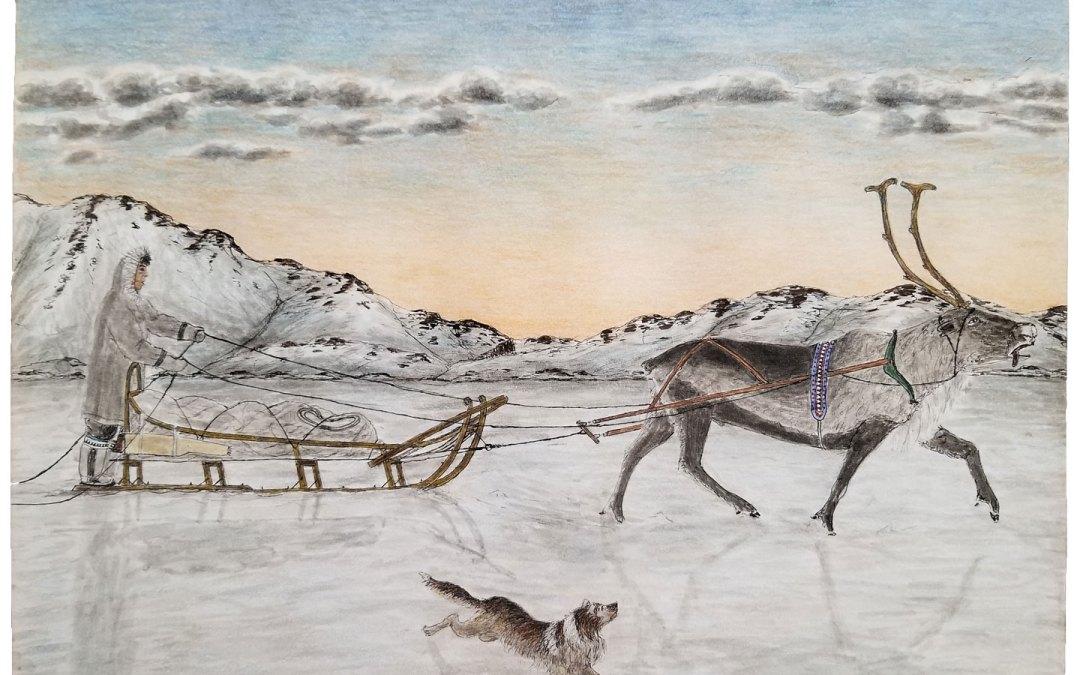 James Kivetoruk Moses: Master Artist, opens 2021