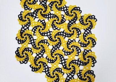 Beadwork Sample