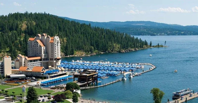Motels Coeur Dalene Idaho