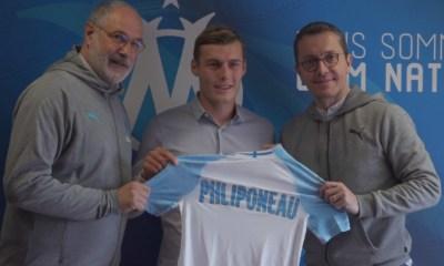 Mercato OM : Plusieurs clubs étrangers suivent Phliponeau