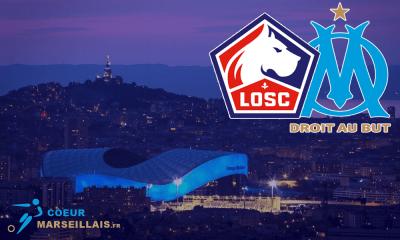 Lille/Marseille - Le onze officiel face au LOSC