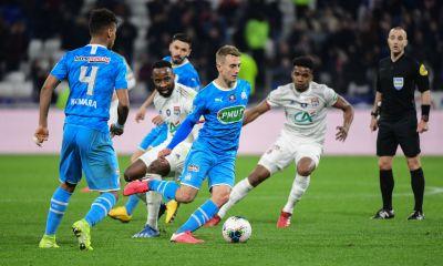"""OL/OM (1-0) - """"Le pire match sous le maillot marseillais de Rongier"""""""