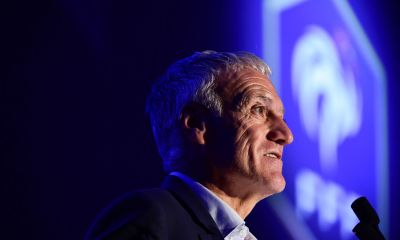 Ex-OM : Didier Deschamps s'oppose à Jean-Michel Aulas