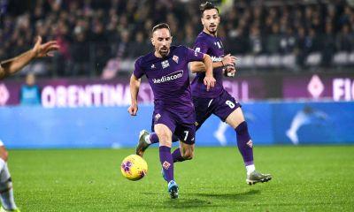 Ex-OM : Ribéry régale face à la Lazio avec un superbe but