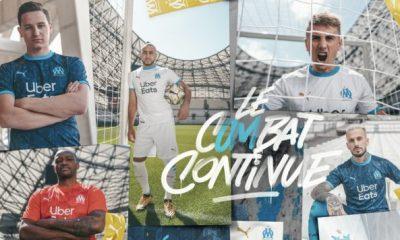 OM - Puma dévoile les maillots 2020-2021 de Marseille