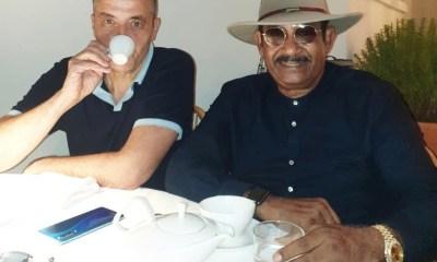 OM - Vente du club, réunion entre Ajroudi et Boudjellal