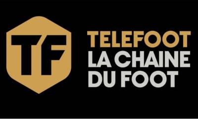 TV - Le logo de la chaîne Téléfoot dévoilé par Mediapro