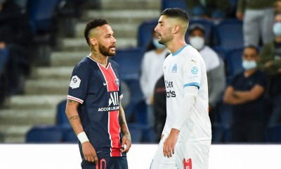 PSG/OM - La LFP ne sanctionne ni Alvaro ni Neymar