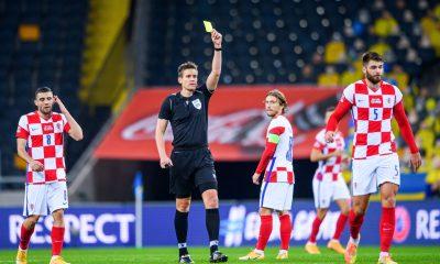 Croatie/Portugal - Caleta-Car ne sera pas de la partie